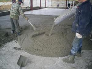 Прораба закатали в бетон